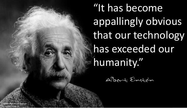 Einstein Appalling